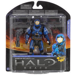 ★ HALO REACH Series 5 - Spartan Security Exclusive 5