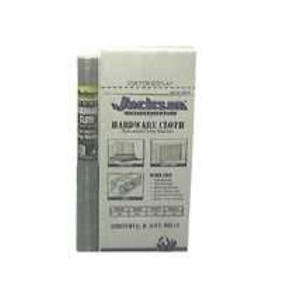 Jackson Wire 11051213 Hardware Cloth, 5 Ft Roll L X 24 In W, 1/4 In Mesh, 23 Ga