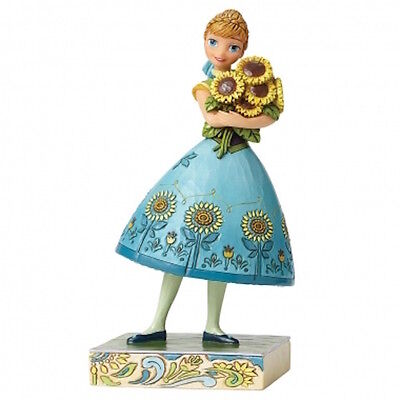 Disney Traditions 4050882 Spring in Bloom (Frozen Fever Anna) New & Boxed