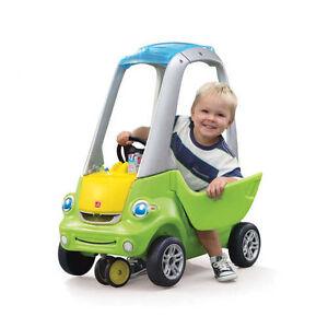 Step  Push Car