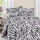 Zebra Sheets Queen