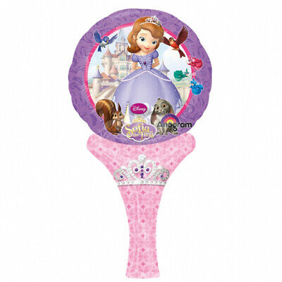 Sofia The First Shaped Balloon - Sofia Balloons