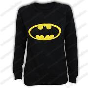 Womens Batman Top