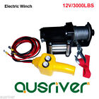 Unbranded/Generic Car & Truck Tow Electric Winches