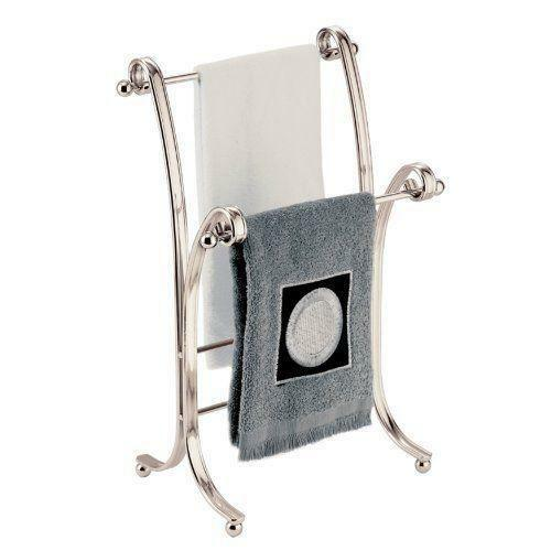 Hand towel holder stand ebay