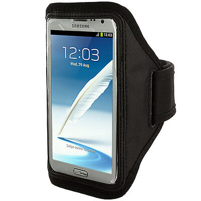 Armband Running Gym Sports Case Cover For Samsung Galaxy Note 3 / 4