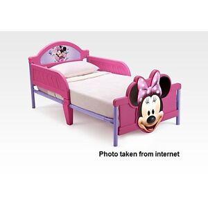 Disney Toddler Bed, Swing, Play Yard