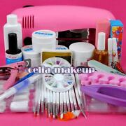 UV Gel Nail Kit