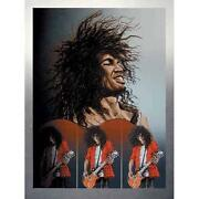 Ronnie Wood Art