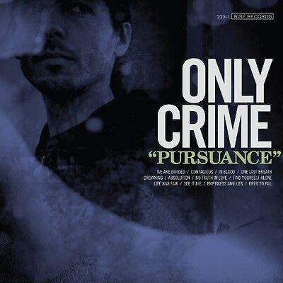 Only Crime   Pursuance  New Vinyl  Bonus Cd