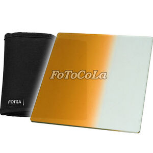 Fotga-4-x4-101MM-color-conversion-Gradual-graduated-brown-filter-for-matte-box