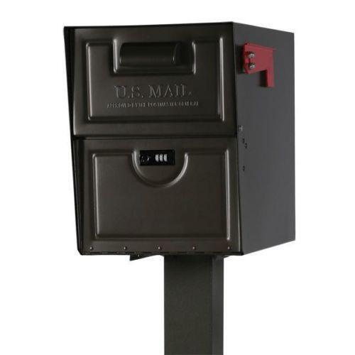 Locking Mailbox Ebay