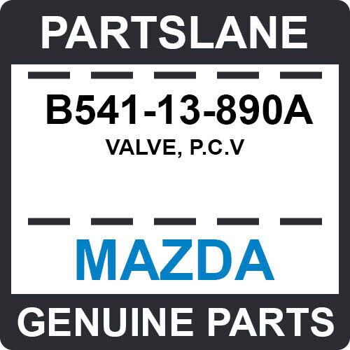 B541-13-890a Mazda Oem Genuine Valve, P.c.v