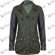 Denim Jacket Collar
