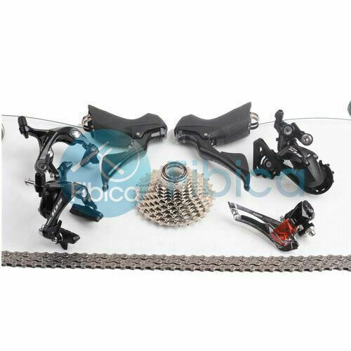 New Shimano 105 R7000 2x11s Groupset Derailleur Shifters Cassette Brake