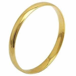 9ct Gold Bangle   eBay bd7f94cc189a