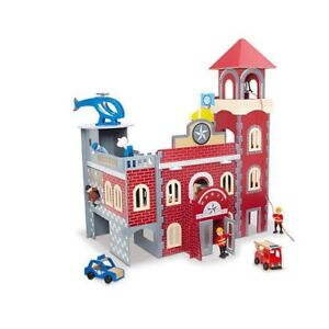 Imaginarium Police and Fire House