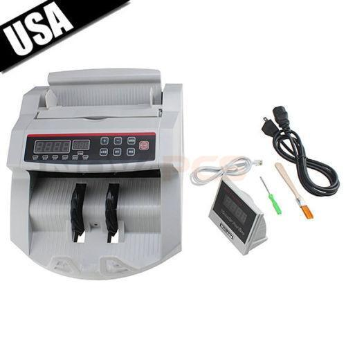 Money Counting Machine Ebay