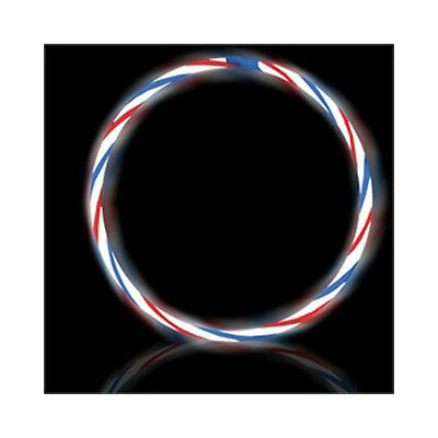50 Swirl Glow Necklaces (Red, White, Blue) Glow Products Party Necklaces