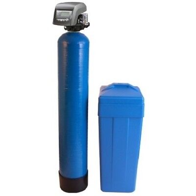 **NEW** Logix 40,000 Grains Electronic Timed Water Softener **Ships Loaded**