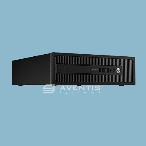 Hp Business Prodesk 600 G1 Sff Core I5 3.2ghz Quad Core / 4gb / 500gb / Win 7