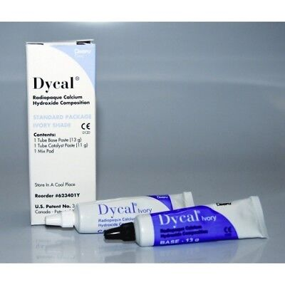 Dentsply Dycal Ivory Shade Standard Package
