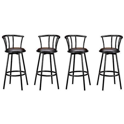Ebay Bar Stool: Set Of 4 Bar Stools