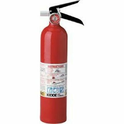 Kidde Fire Extinguisher Dry Chemical 2 12 Lb.