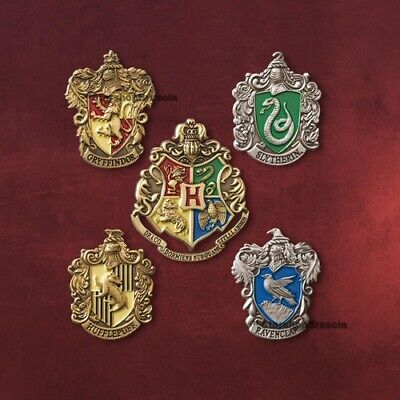 HARRY POTTER - Hogwarts House Pins Noble Collection