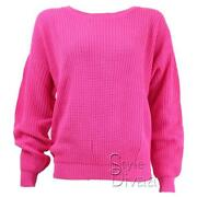 Hot Pink Jumper
