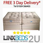 Zip and Link Bed