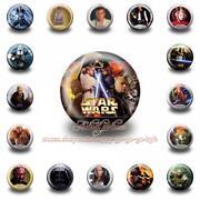 Star Wars Button Pins