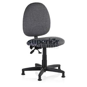 Reliable Ergonomic Task Chair with Glides - SewErgo 150SE