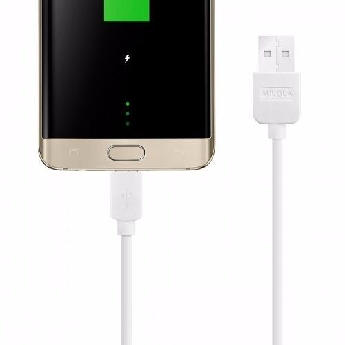 1M Samsung Galaxy charger cable Micro USB to USB cable for android Samsung HTC Nokia Sony