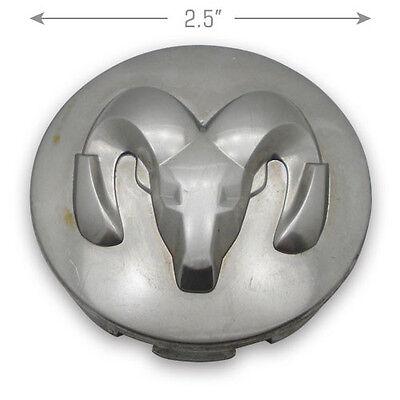 Dodge Center Cap Hubcap OEM Dakota 1500 Durango 52110398 Wheel Satin