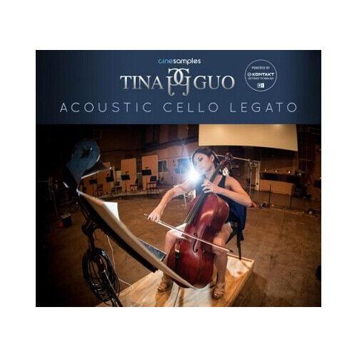 Cinesamples Tina Guo Acoustic Cello Legato v1.3