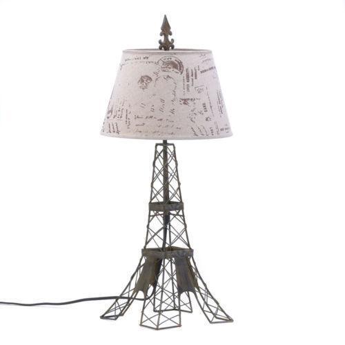 Eiffel Tower Lamp Ebay