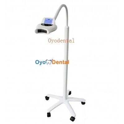 Mobile Dental Teeth Whitening Oral Bleaching Lamp Light Machine Floor Standing