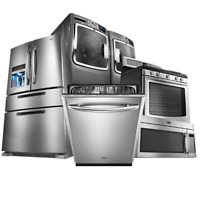 Appliances? Need installation? EXPERIENCE and WARRANTY!
