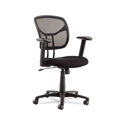 Office Impressions 4818 Mesh Task Chair Black-oifmt4818 New!!