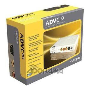 Grass-Valley-Canopus-ADVC-110-Analog-to-DV-Converter-with-Firewire-Interface