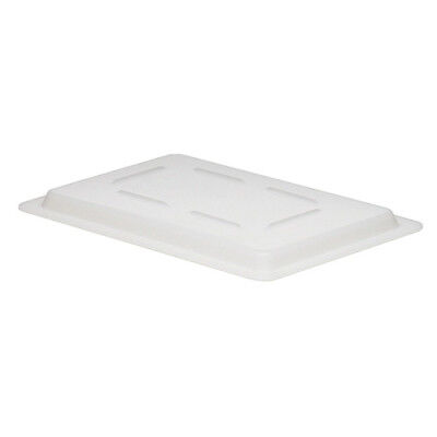 Cambro 1218cp148 White Flat Lid For Half-size Cambro Food Storage Boxes