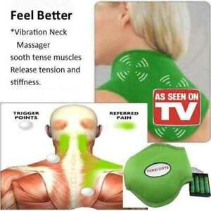 Electric Therapy Cervical Neck Massager