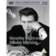 Saturday Night Sunday Morning DVD