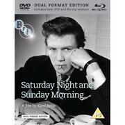 Saturday Night Sunday Morning DVD