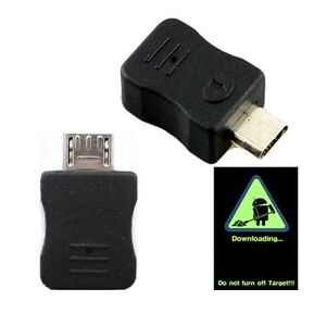 Fix USB Jig Download Mode for Samsung Galaxy S/S2/S3/S4 II/SII/SIII/SIV Black