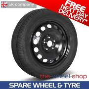 Vauxhall Meriva Steel Wheel
