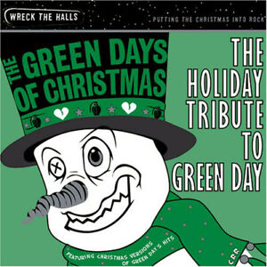 Greenday Christmas Album