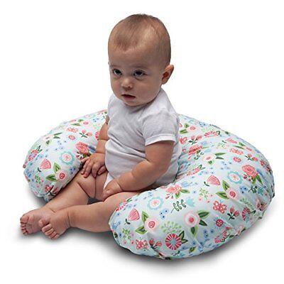 Boppy Pillow Slipcover Soft Cover Nursing Baby Infant Newborn Feeding Support US