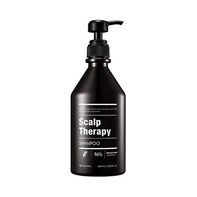 [MISSHA] Scalp Therapy Shampoo - 400ml